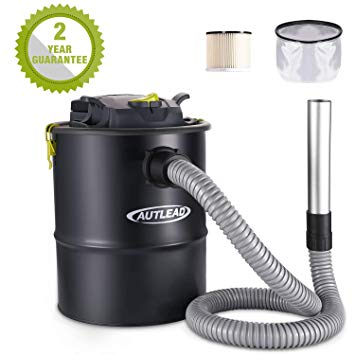 Aspirateur à cendres froides Autlead 15 litres - 900 Watts